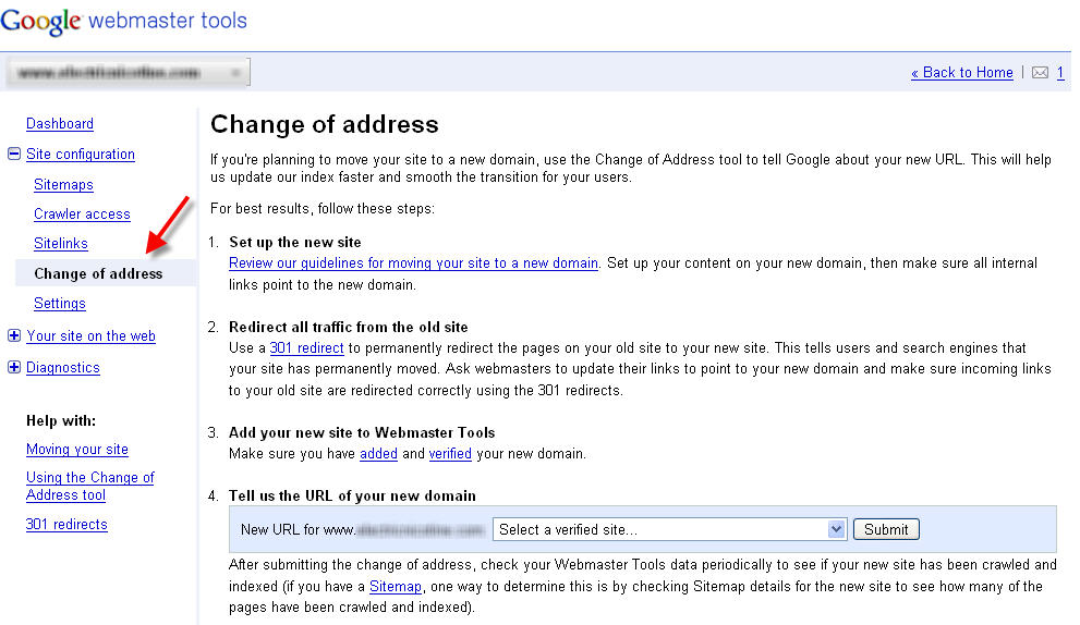how to change google play address