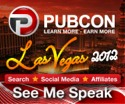 PubCon by Webmaster World - Speaker