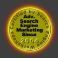 First attended Search Engine Workshops in 2004